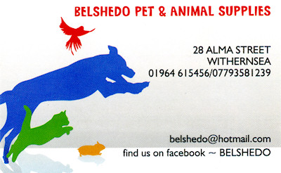 Belshedo Pet & Animal Supplies