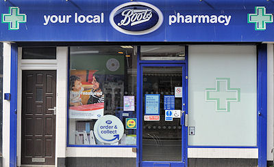 Boots Withernsea