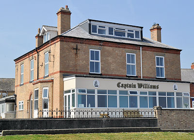Captain Williams, Withernsea