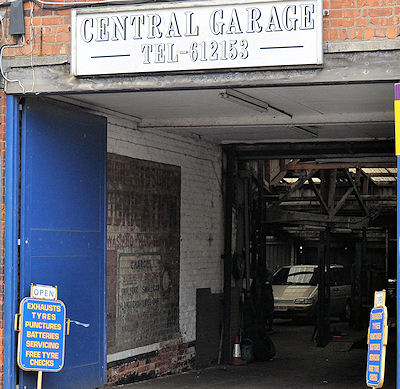 Central Garage Withernsea