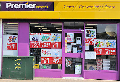 Central Newsagents