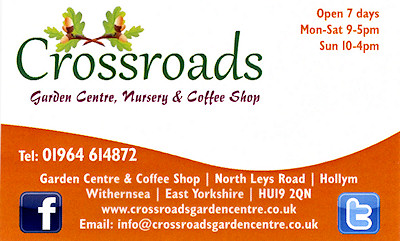 Crossroads Nursery Hollym