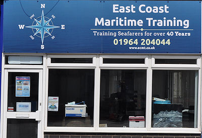 East Coast Maritime Training, Withernsea