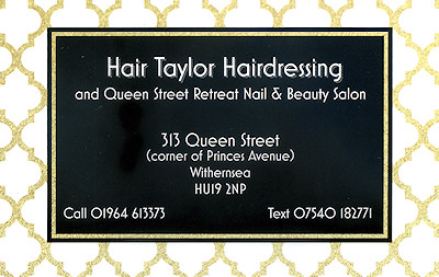 Hair Tailor Withernsea