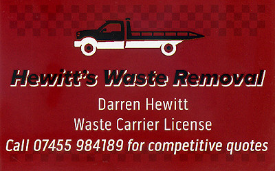 Hewitts Waste Removal