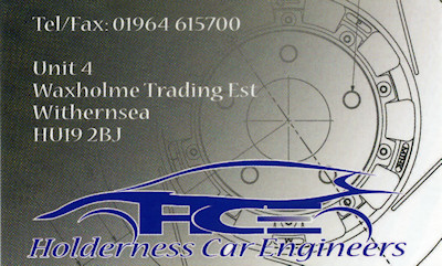 Holderness Car Engineers