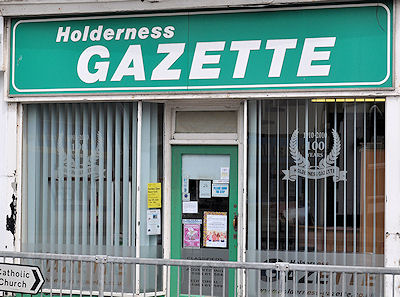 Holderness Gazette