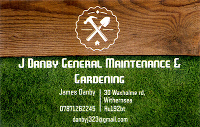 J Danby General Maintenance