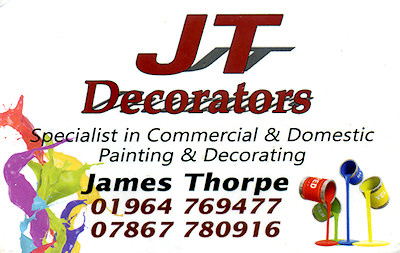 JT Decorators