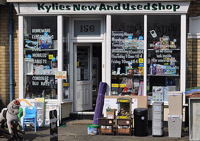 Kylies new and used shop