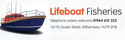Lifeboat Fish and Chips