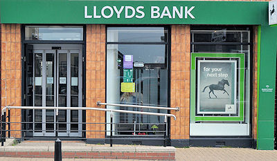 Lloyds Bank Withernsea