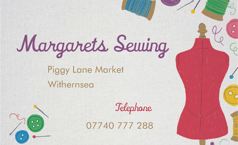 Margarets Sewing Withernsea