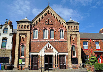 Methodist Church Withernsea