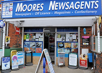 Moores Newsagents
