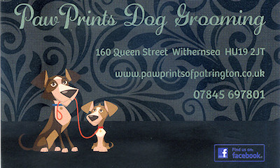 Paw Prints Dog Grooming