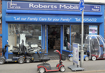 Roberts Mobility