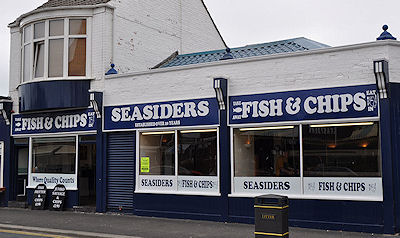 Seasiders Fish and Chips