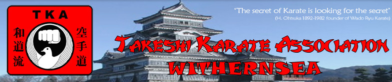Takeshi Karate Association Withernsea