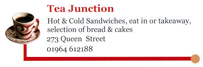 Tea Junction Withernsea
