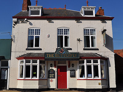 The Butterfly Inn Withernsea
