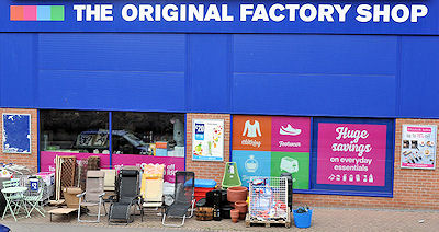 The Original Factory Shop Withernsea