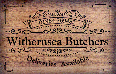 Withernsea Butchers