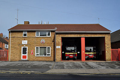 Withernsea Fire Station