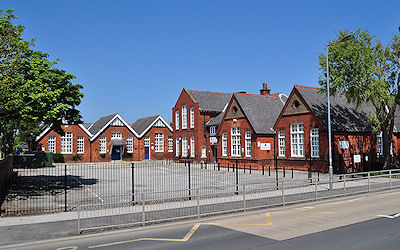 Withernsea Primary School, South Building