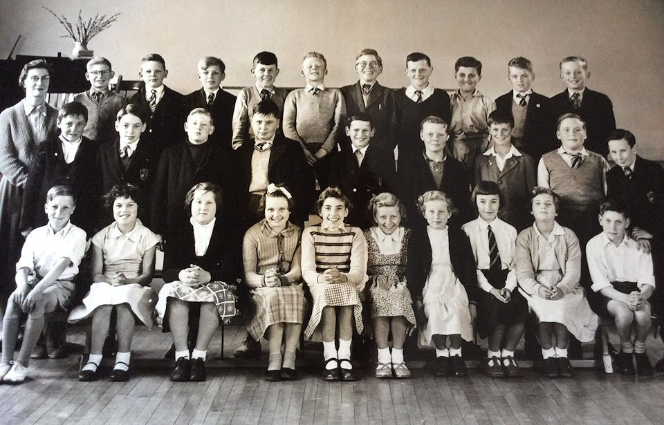 Withernsea High School 1958