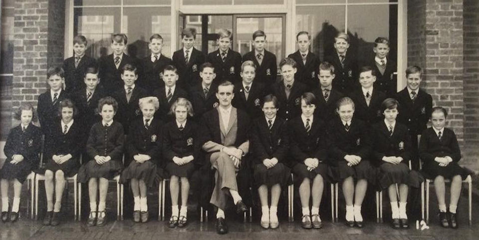 Withernsea High School 1960