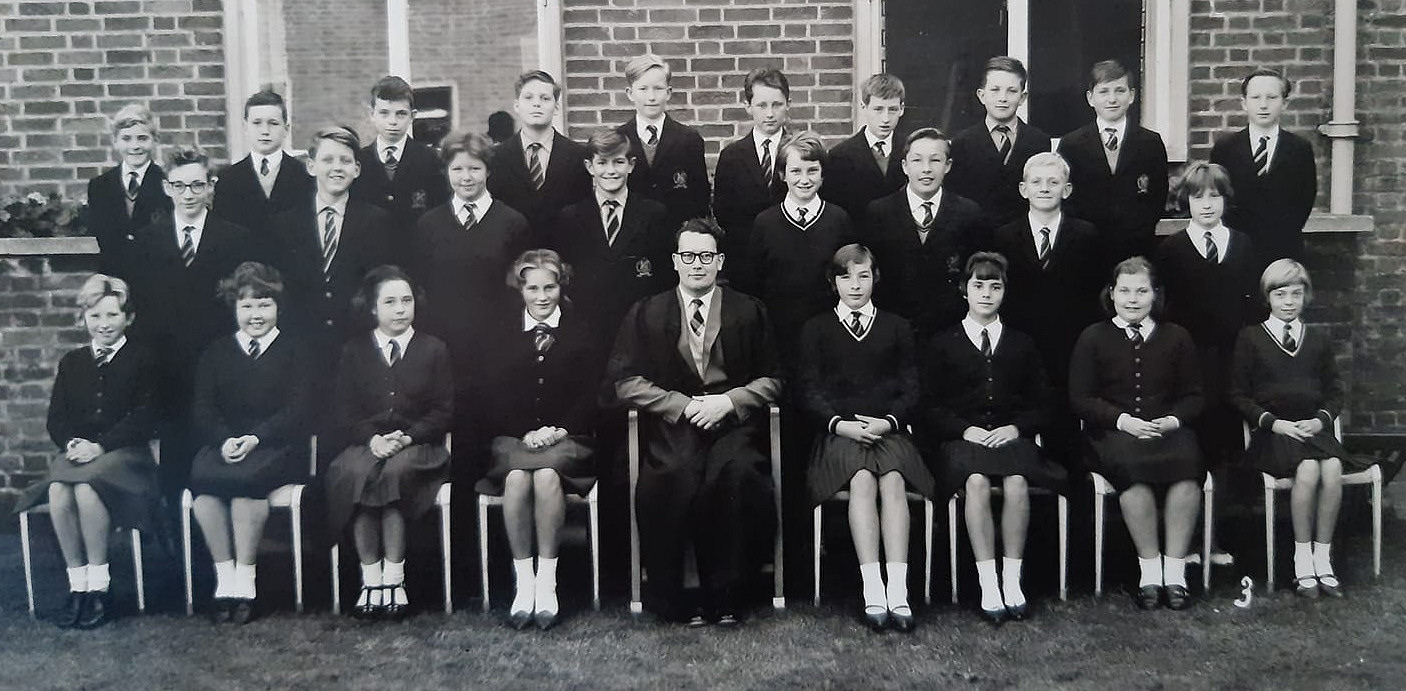 Withernsea High School 1964
