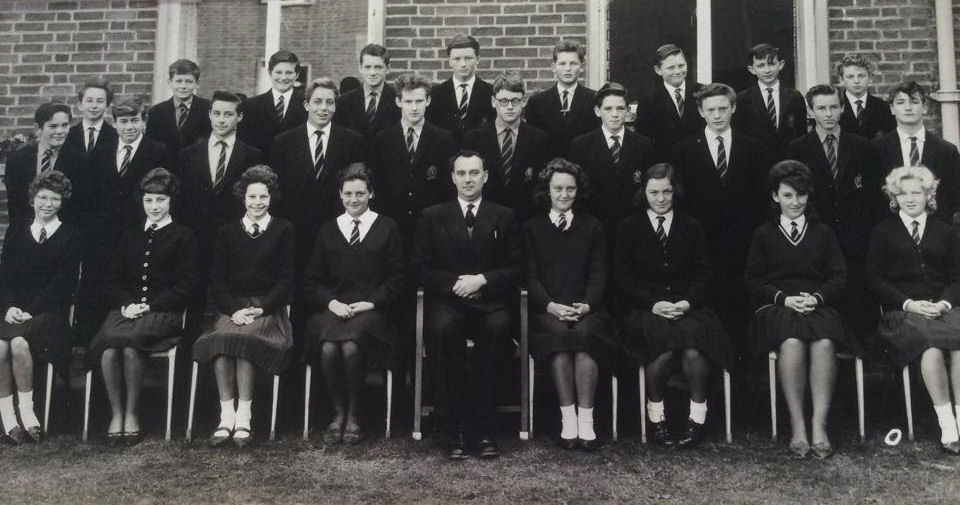High School Group 1964