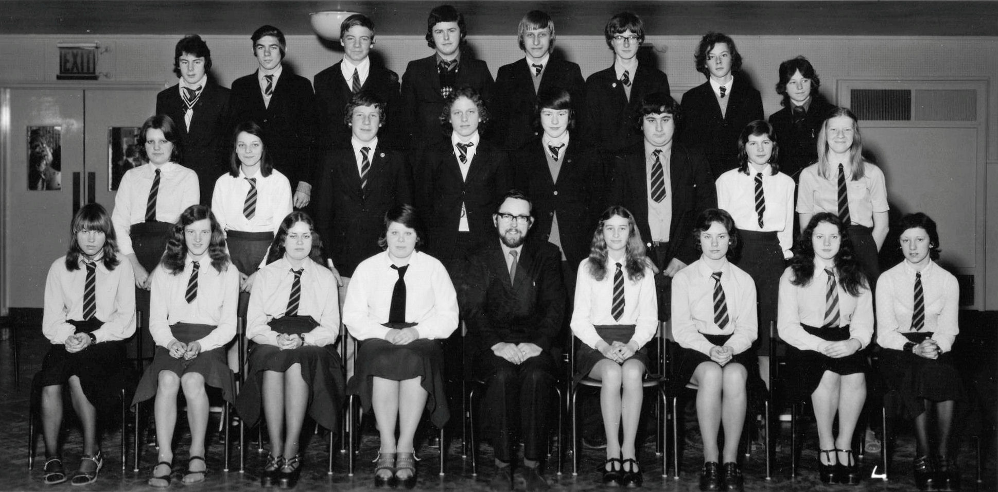 Withernsea High School 1975