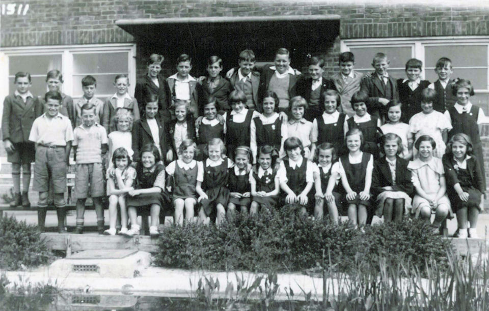 Withernsea Junior School 1937
