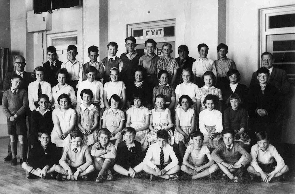 Withernsea Junior School 1961
