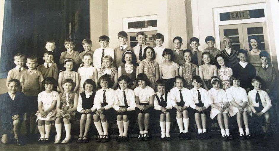 Withernsea Junior School 1967