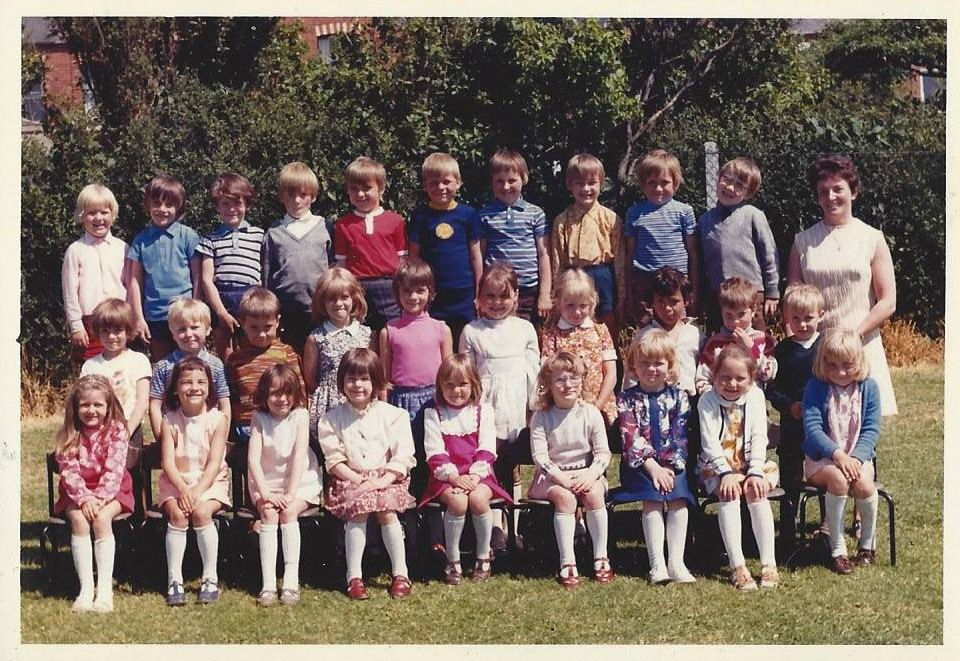 Withernsea Junior School 1972 Year3
