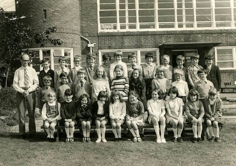 Withernsea Junior School 1973