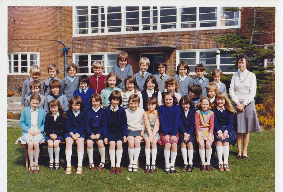 Junior School 1974