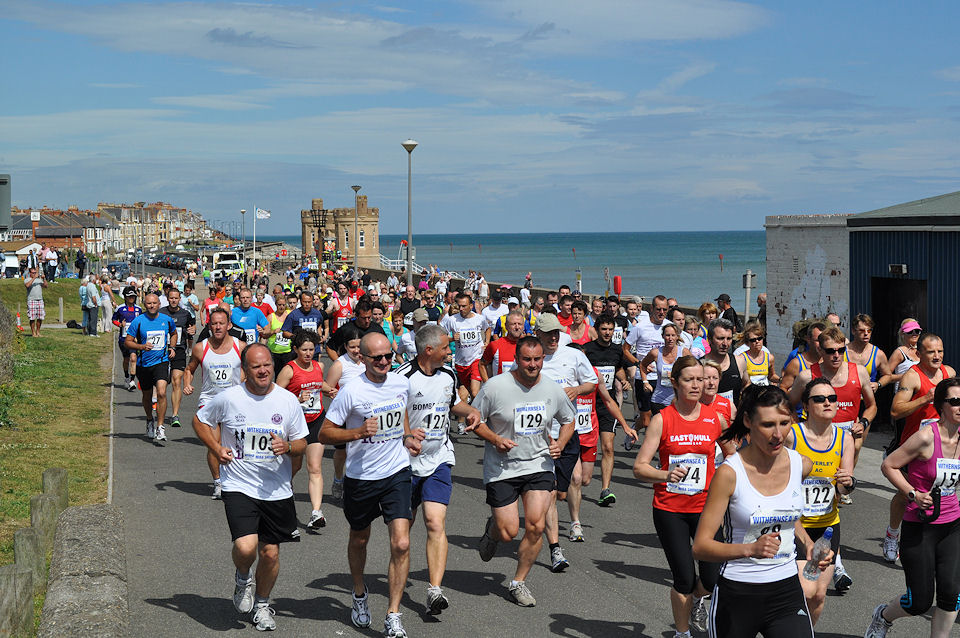 Withernsea 5 mile race