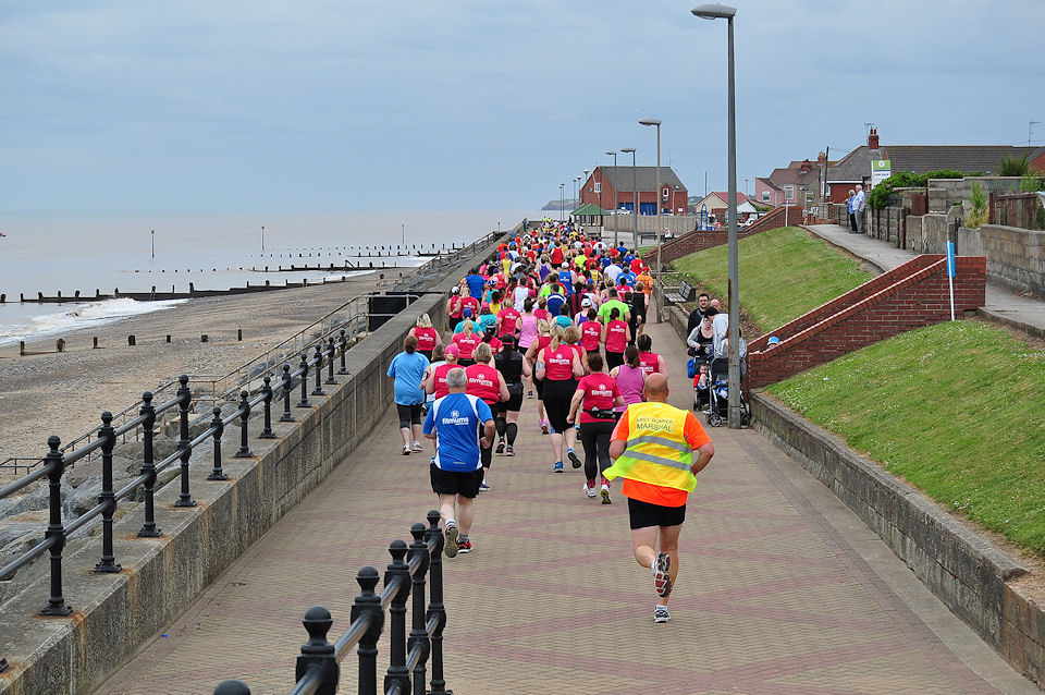 Withernsea 5 Mile Race 2015
