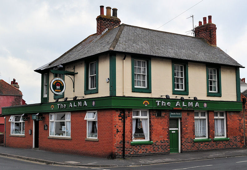 The Alma, Withernsea
