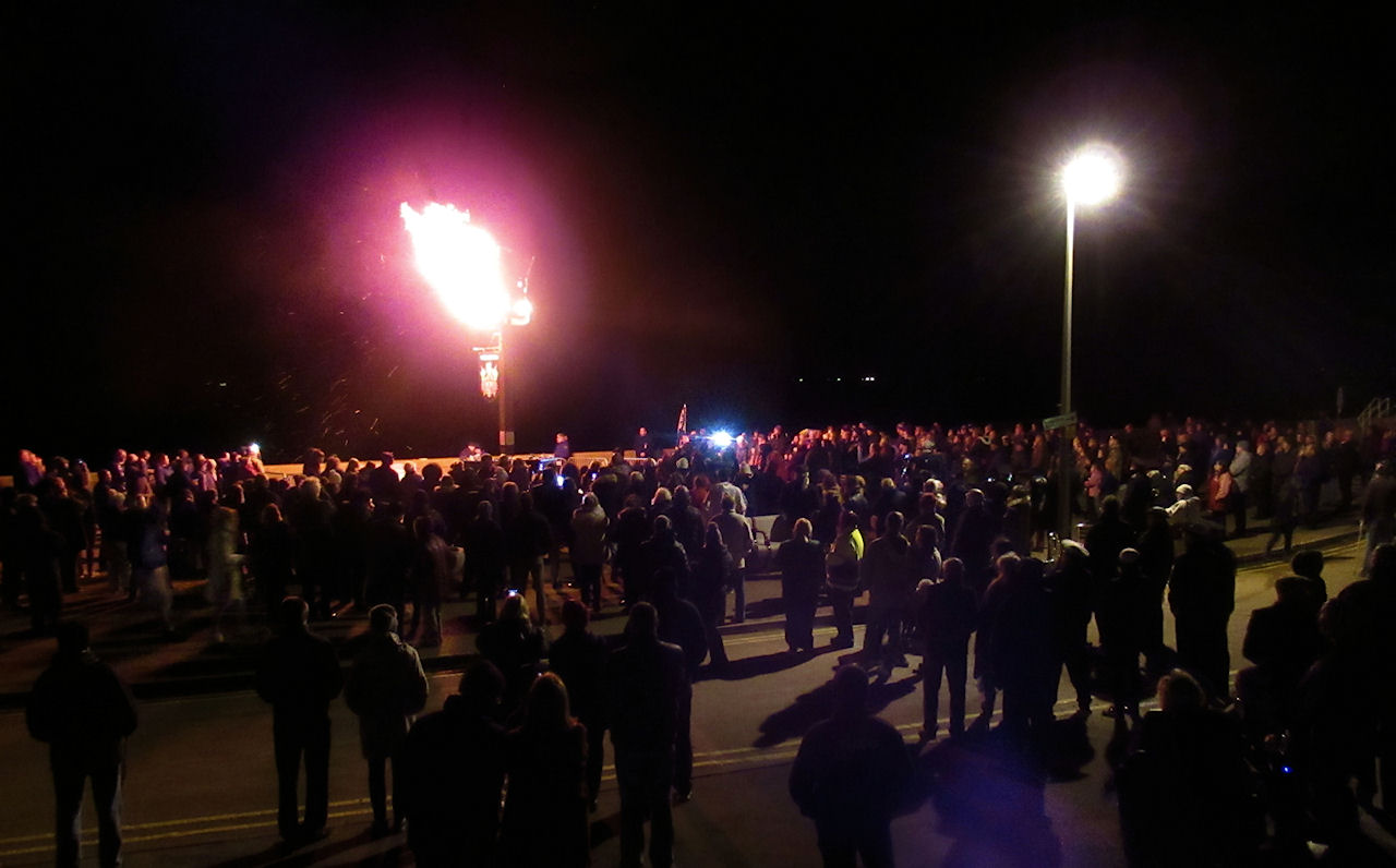 Withernsea Beacon 2018