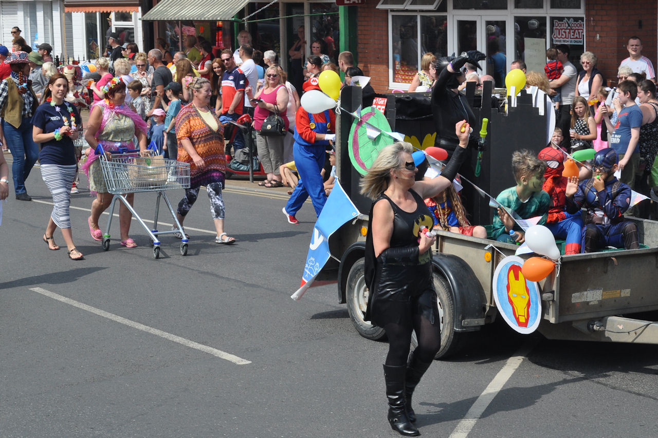 Withernsea Carnival 2016