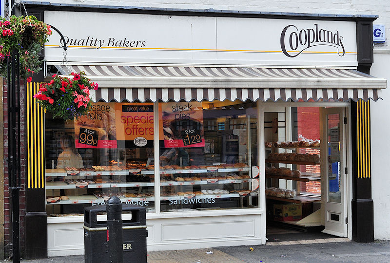 Cooplands Bakery, Withernsea