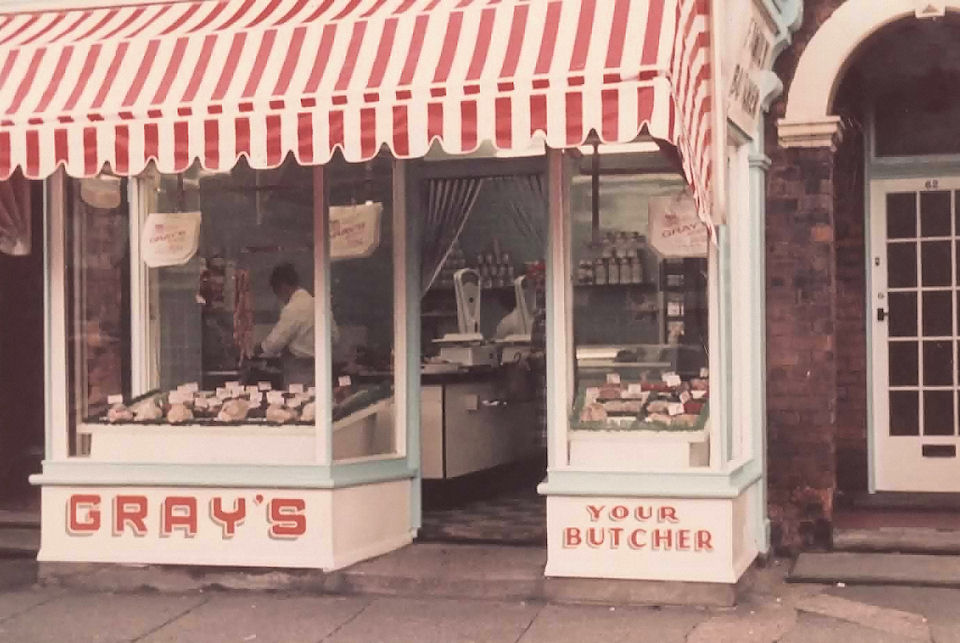 Gray's Butcher approx 1965