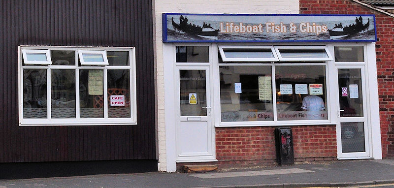 Lifeboat Fish n Chips