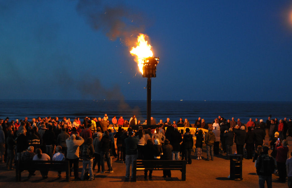 Lighting of the Beacon
