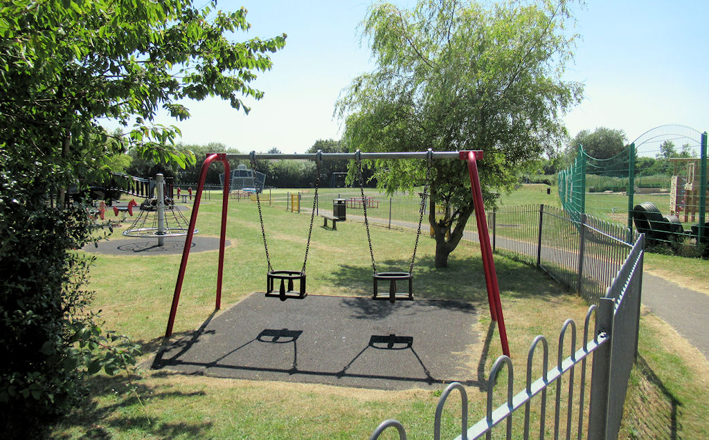 Millenium Green Play Park Withernsea